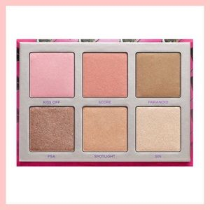 [urban decay] SIN afterglow palette